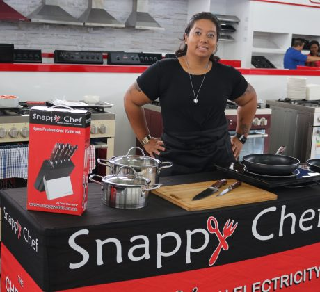 Fit like mummy cooking