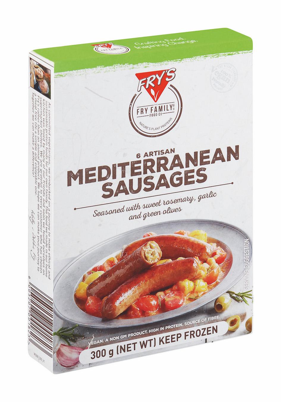Mediterranean Sausages