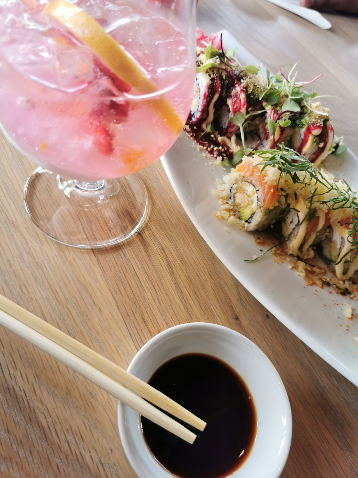 Best Sushi in Jozi |Wasabi Sushi & Grill