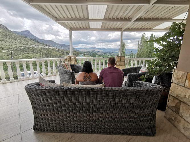 porch life clarens