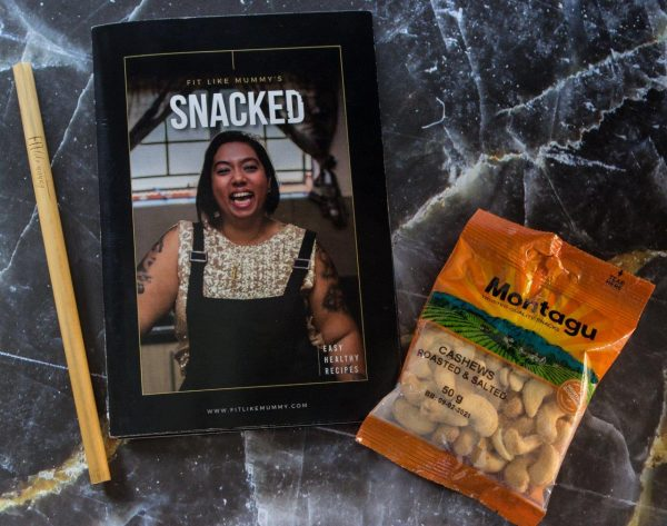 Fit Like Mummy's SNACKED - Recipe Book