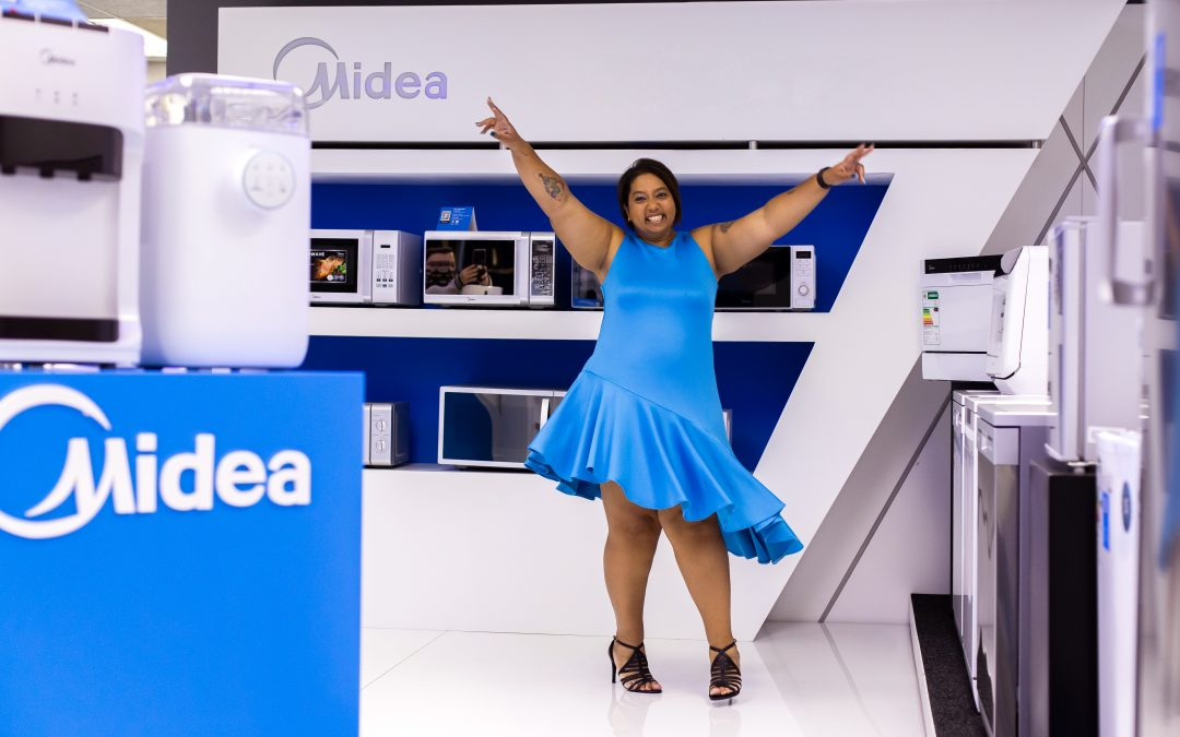 MIDEA ANNOUNCES FIT LIKE MUMMY AS FIRST SOUTH AFRICAN BRAND AMBASSADOR