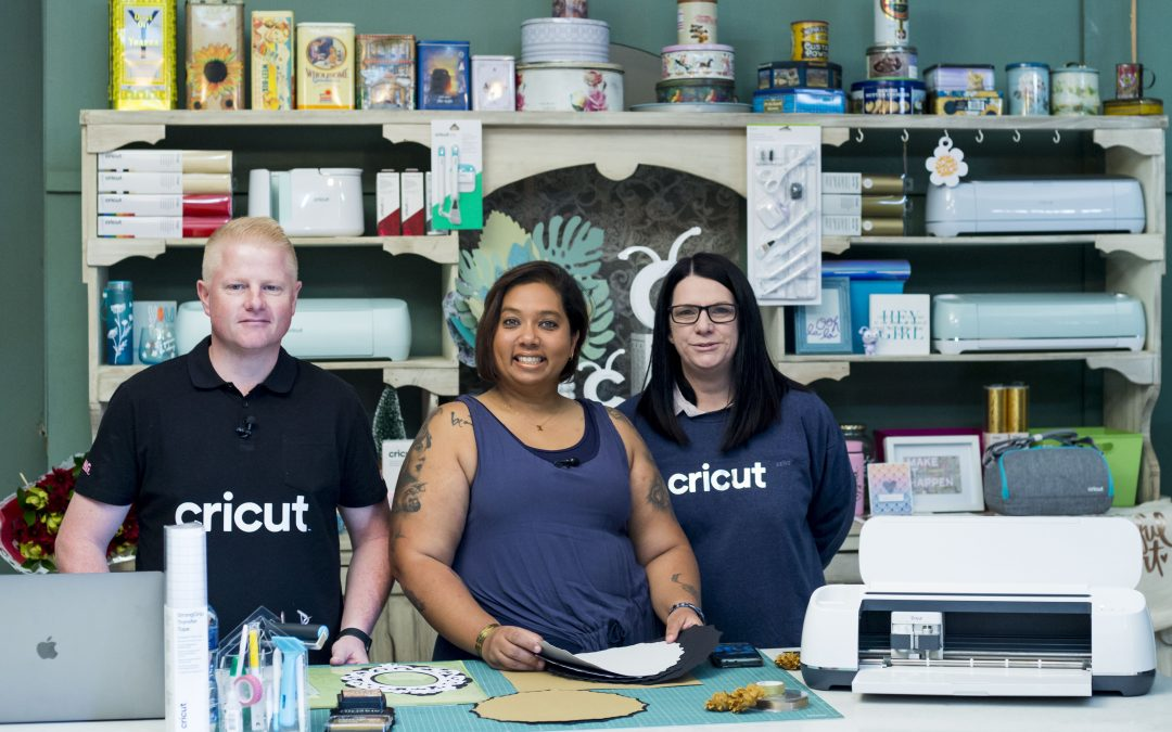 Women in Cricut – Turn your passion into profit